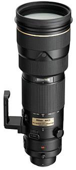 Nikon 200-400 VR