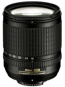Nikon AF-S DX 18-135mm f/3.5-5.6G IF-ED