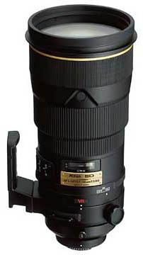 Nikon 300mm f/2.8 VR lens