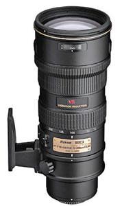 Nikon 70-200mm VR