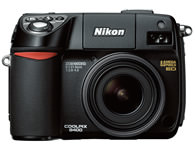 Nikon Coolpix 8400 is unveiled