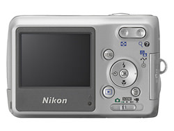 Nikon Coolpix L2, Coolpix L3 and Coolpix L4