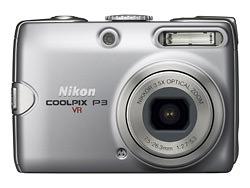 Nikon Coolpix P3/P4