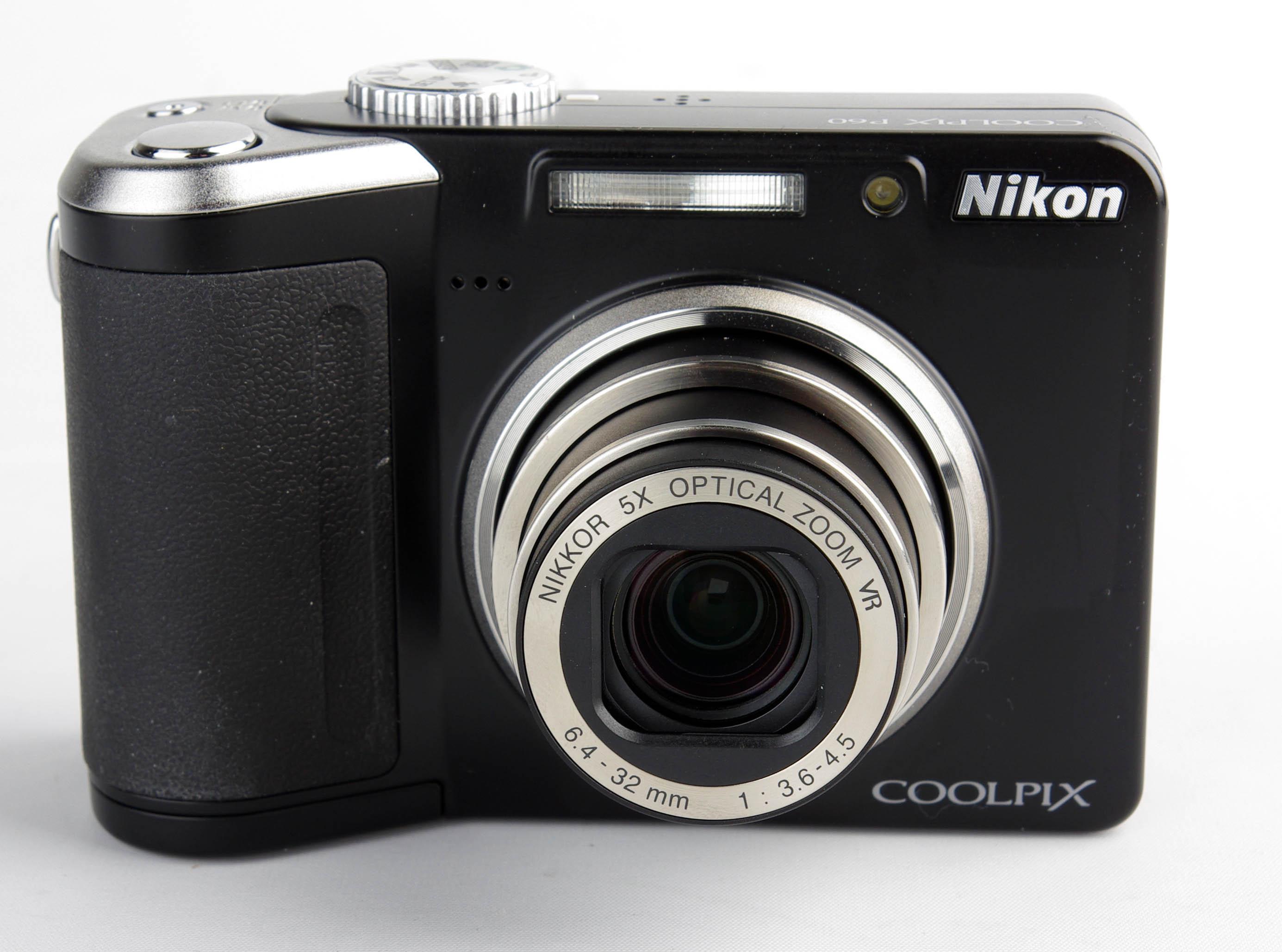 nikon coolpix p60 digital camera review rh ephotozine com Nikon D3000 Manual nikon coolpix p60 manual