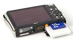 Nikon Coolpix S51c battery