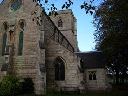 Nikon Coolpix S51c church