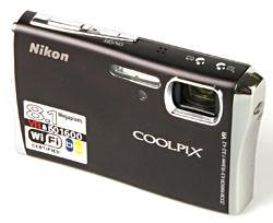 Nikon Coolpix S51c front left