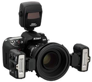 Nikon SB-R200 set-up