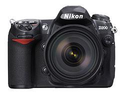 Nikon D200 firmware update v2.0