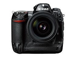 Nikon D2Hs firmware update v2.0