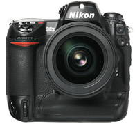 Nikon D2X - The latest Professional Digital SLR