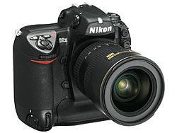 Nikon D2X firmware update v2.0