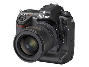 Nikon D2xs with 12.4 megapixel CMOS