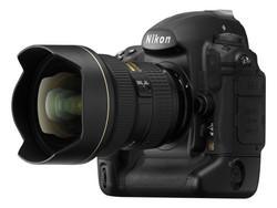 Nikon D3 Side