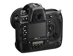 Nikon D3 Back