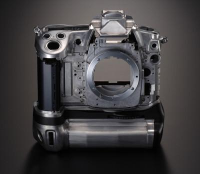 Nikon D300 frame