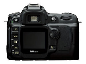 Nikon D50 Digital SLR is announced