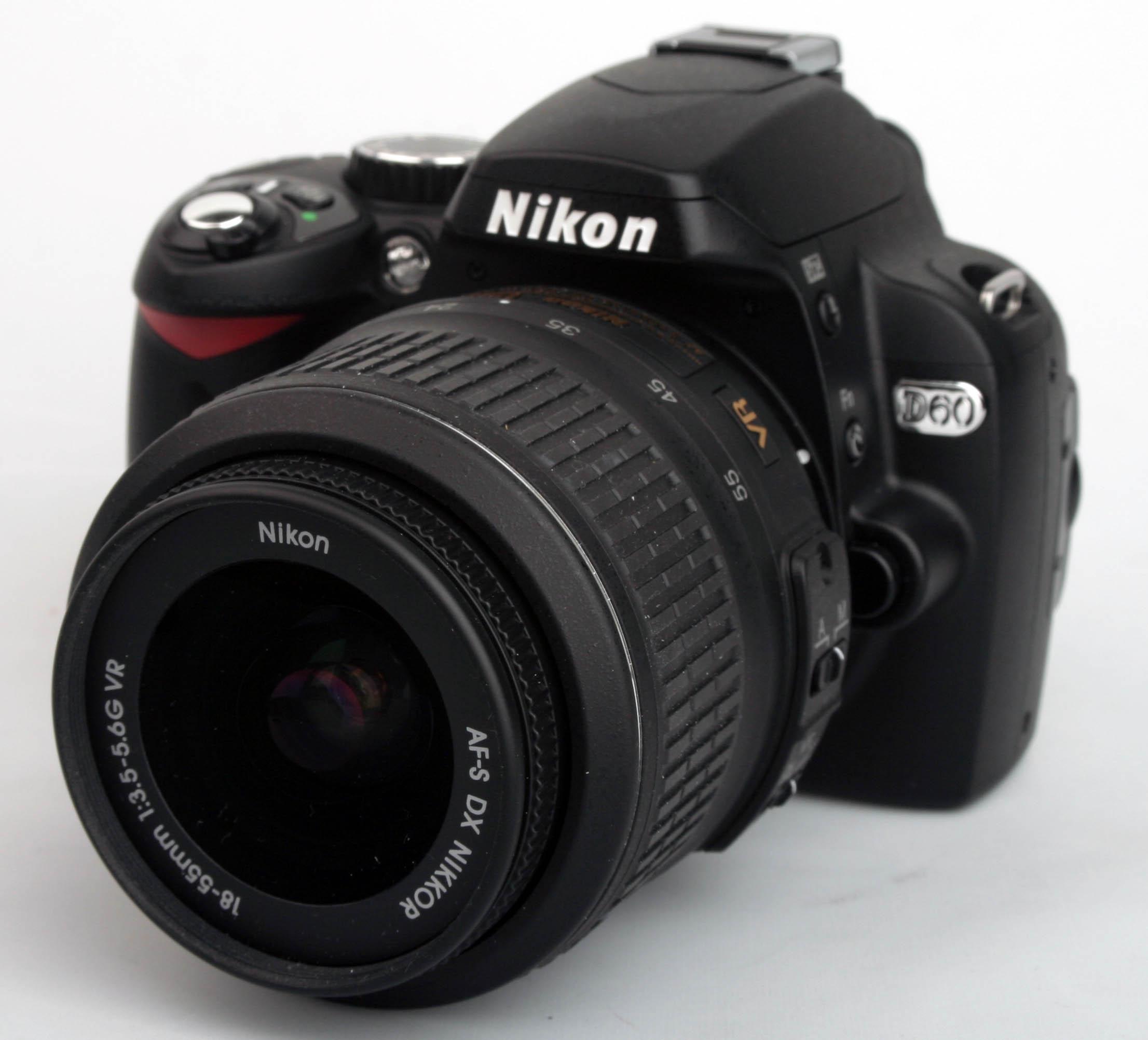 Nikon D60 Digital SLR Review | ePHOTOzine