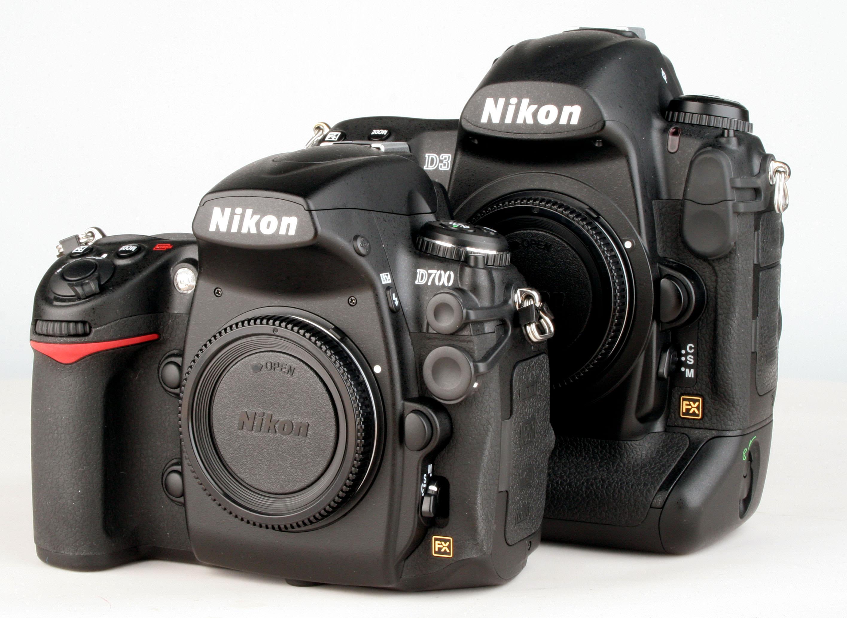 Camera Nikon D700 Dslr Camera nikon d700 digital slr review d700