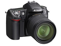 Nikon D80 review posted