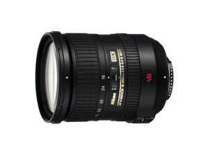 Nikon DX Zoom-Nikkor Lens- With enhanced VR system
