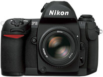 Nikon F6 added to the legendary F series