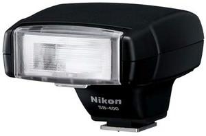 Nikon Speedlight SB-400 introduced