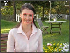 Nikon develop Face-priority AF