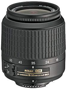 Nikon introduce the AF-S DX Zoom-Nikkor 18-55mm