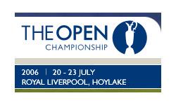 Nikon sponsor The Open Golf Championship 2006
