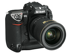 Nikon to release D2X firmware update in autumn