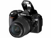 Nikon D40x - new version of popular digital SLR