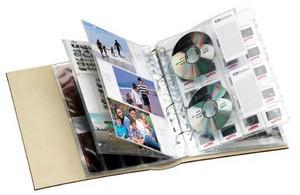 Non-PVC Arrowfile Photo Albums
