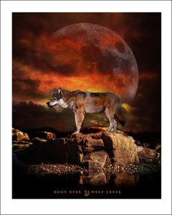 Moon Over Wolf Creek