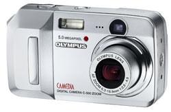 Olympus C-500 ZOOM digital camera