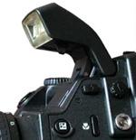 Olympus E20 flash