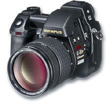 Olympus E-20