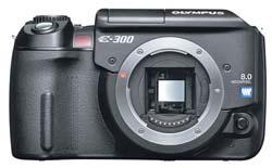 Olympus E-300