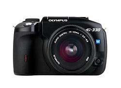 Olympus E-330 digital SLR