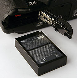 Olympus PS-BLS1 Li-on rechargeable battery