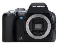 Olympus E-500 announced
