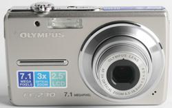 Olympus FE230 <a href='photography' target='_blank'>digital camera</a>