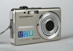 Olympus FE-280 Angle