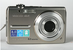 Olympus FE_280 Front