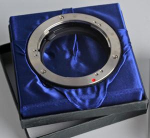 Olympus MF-1 adapter cased