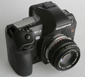 Olympus MF-1 on E3