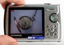 Olympus Mju 790 SW