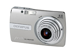 Olympus Mju 810