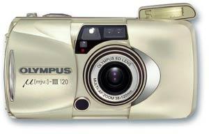 Olympus Mju III 120