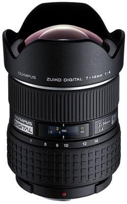 Olympus 7-14mm f/4